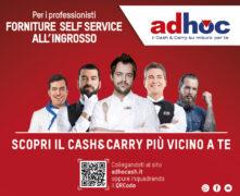 Adhoc Cash & Carry